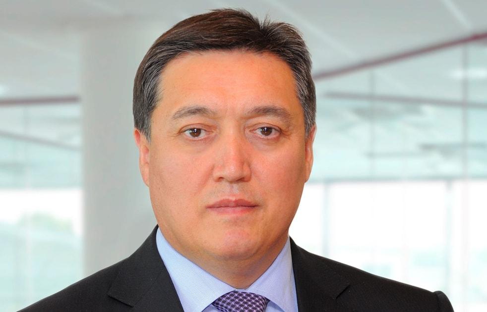 Аскар Узакпаевич Мамин