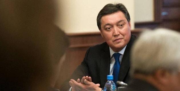 Аскар Мамин будет исполнять обязанности премьер-министра
