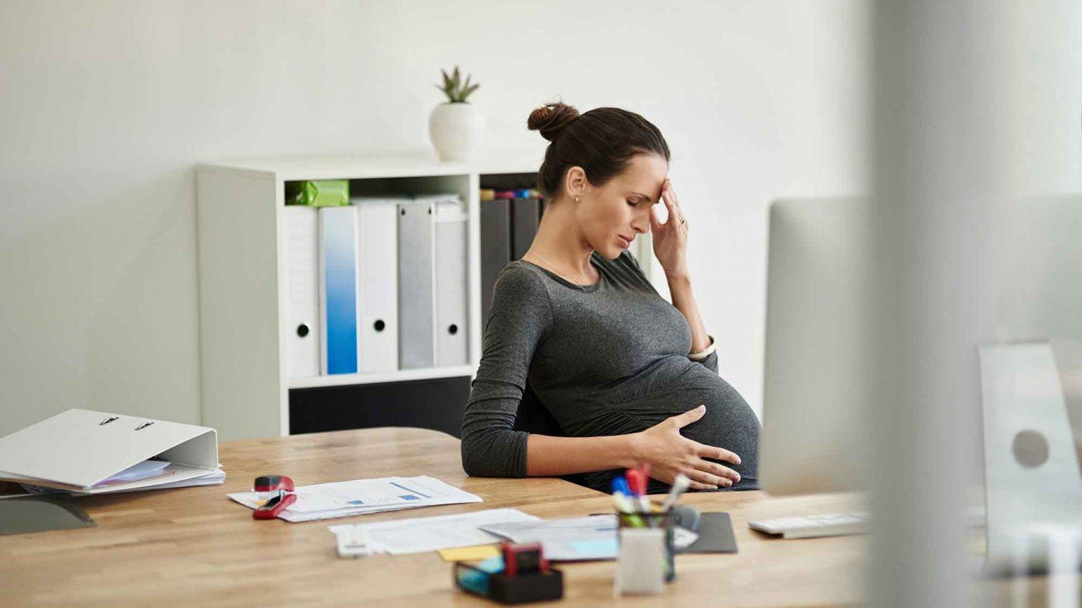 Трудовые права беременных женщин и молодых матерей