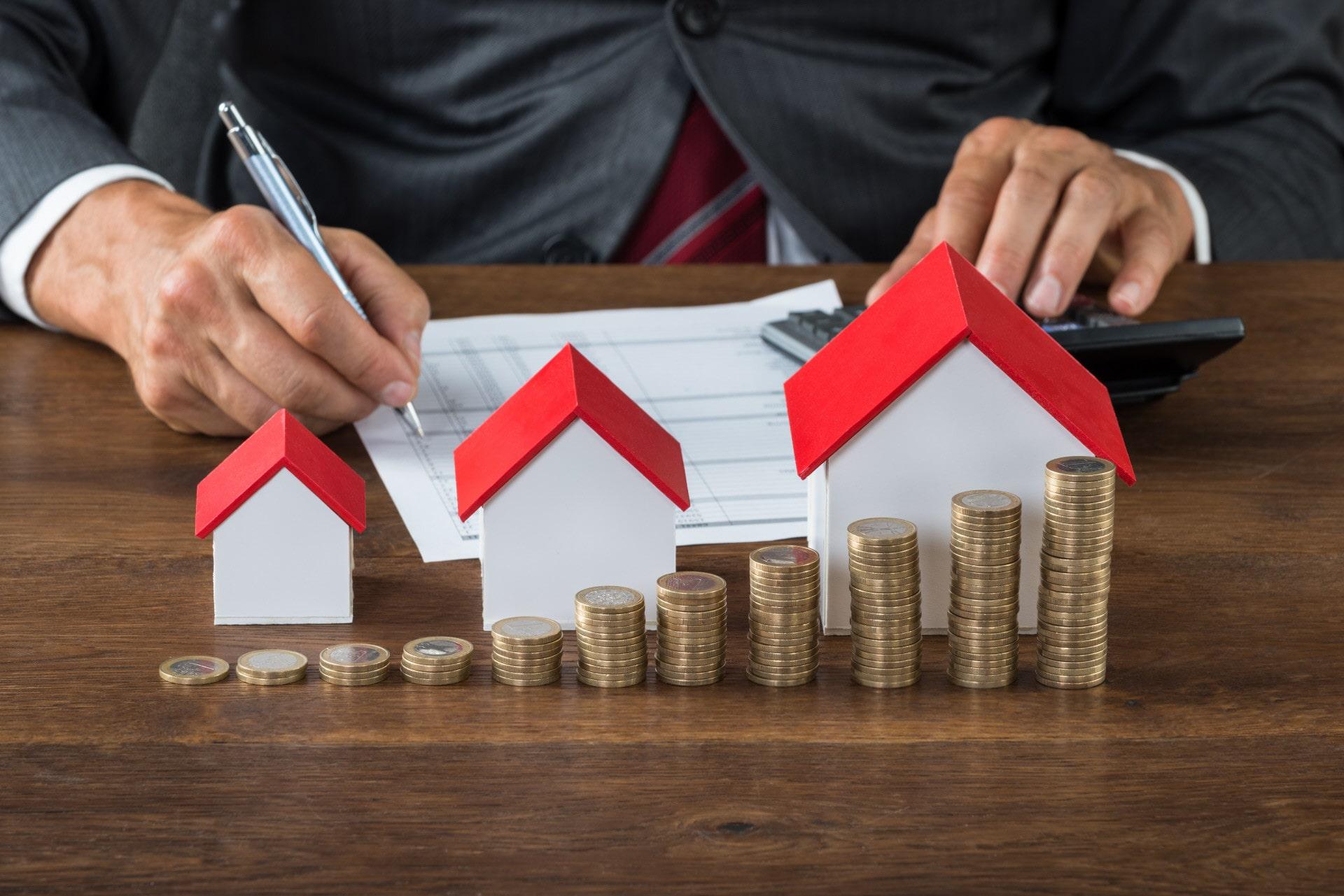 Налоги при продаже и сдаче в аренду недвижимости